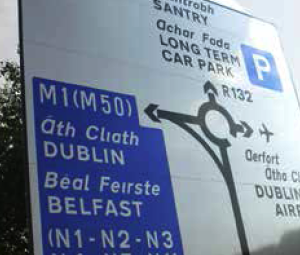 Advance Directional Signs