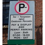 Pay & Display Signs
