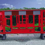 Pedestrian Safety Barrier