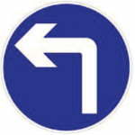 RUS-007-Turn-Left-Ahead