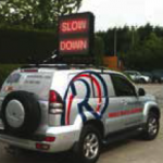 Vehicle Mounted Variable Message Signs