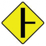 W-002R-Side-Road-Right