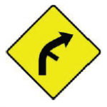 W-010R-Side-Road-on-Inside-of-Right-Bend