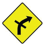 W-011R-Crossroads-on-Right-Bend