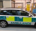Thumbnail image of South East Coast Ambulance choose Rennicks Nikkalite® Flexible Crystal Grade