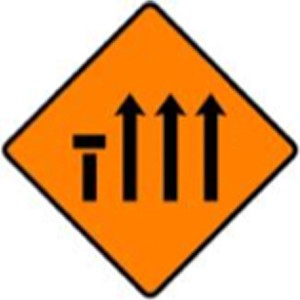 WK-047-Nearside-Lane-(of-Four)-Closed