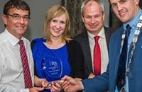 Thumbnail image of Rennicks Ireland Win ITS Ireland Innovation Award for technologies