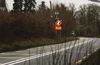 Thumbnail image of NEW FROM RENNICKS – VEHICLE ACTIVATED SIGNS